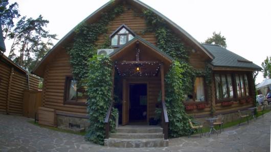 Русская баня на дровах, загородный клуб
